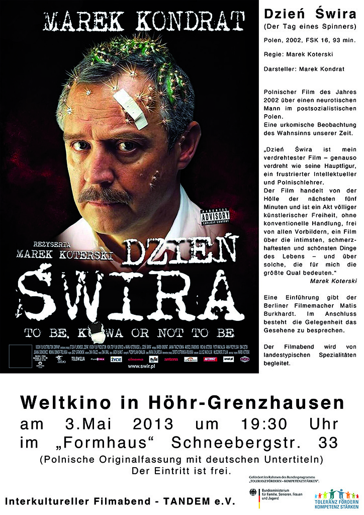 2. Abend Poster