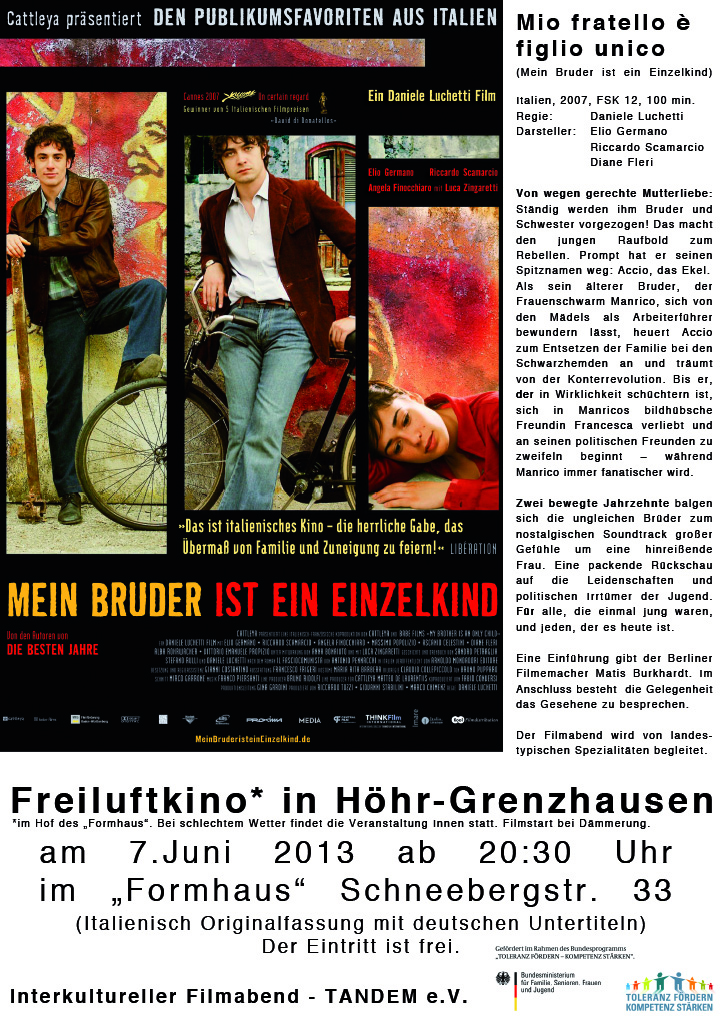 3. Abend Poster